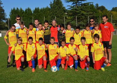 Sporting Club Monségurais | Section Football
