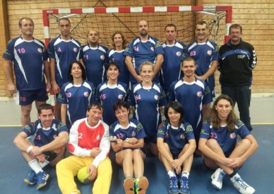 Sporting Club Monségurais | Section Handball